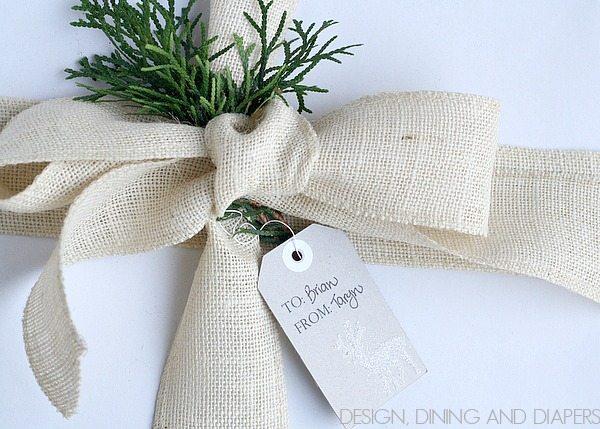Handmade Gift Tags via @Tarynatddd