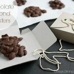 Gift Idea: Homemade Chocolate Almond Clusters