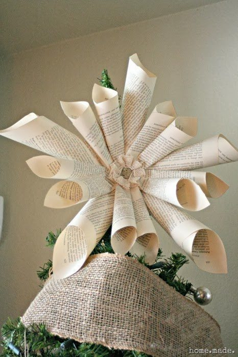 Book Page Star Tree Topper_thumb[1]