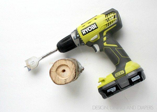 Flat Drill Bit
