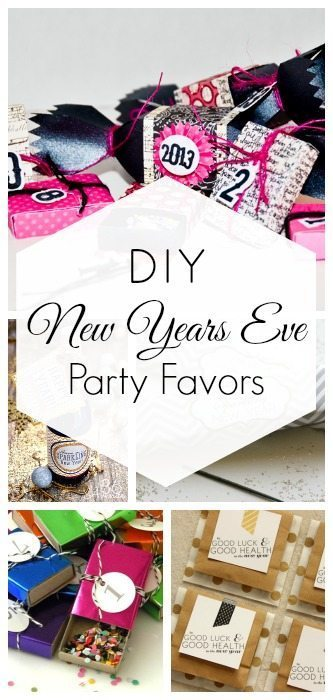 New Years Eve Party Favors