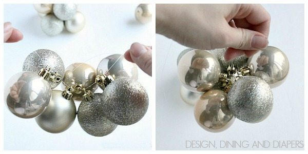 Ornament Cluster Tutorial