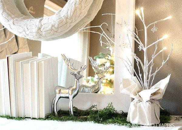 Winter White Vignette 6