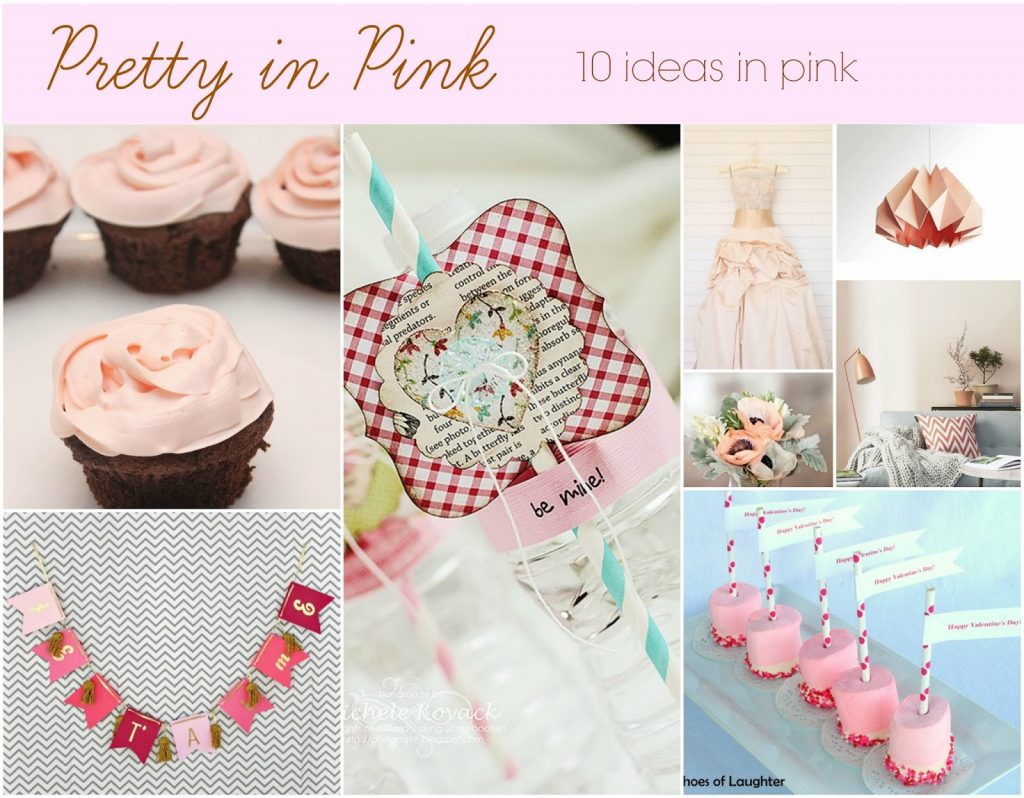 Pretty In Pink Ideas