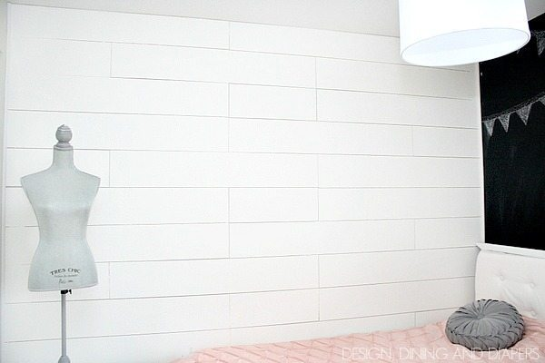 Wood Planked Wall Tutorial 3