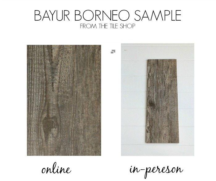 Bayur Borneo Comparison