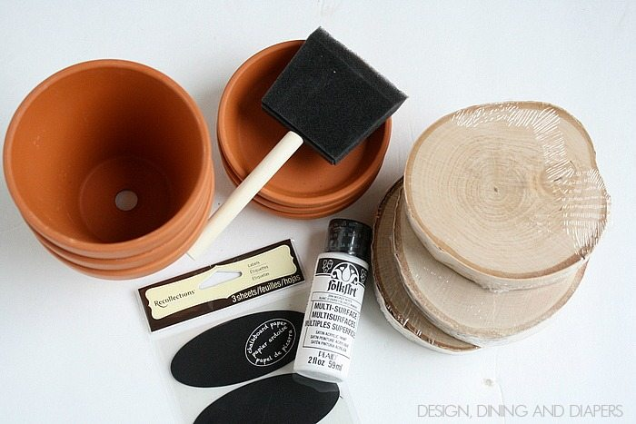 Herb Pot Supplies