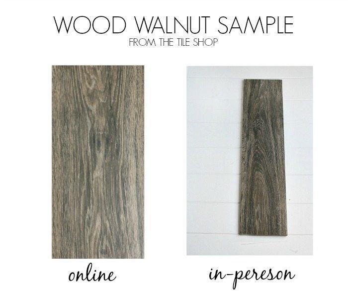 Wood Walnut Comparison
