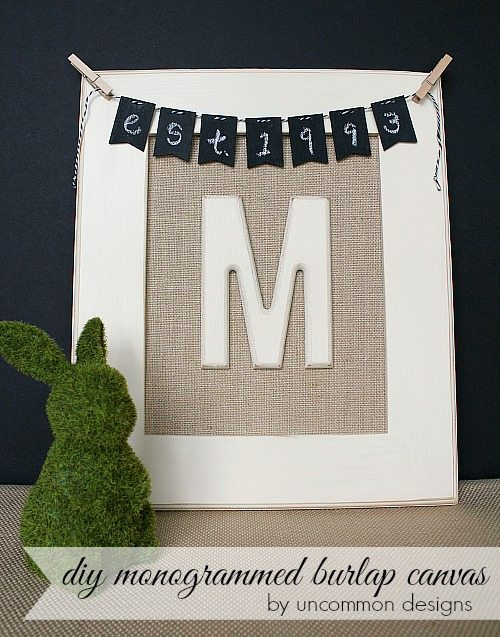 diy-monogrammed-burlap-canvas-mpinterestparty