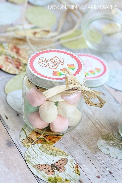 EASY EASTER FAVORS!