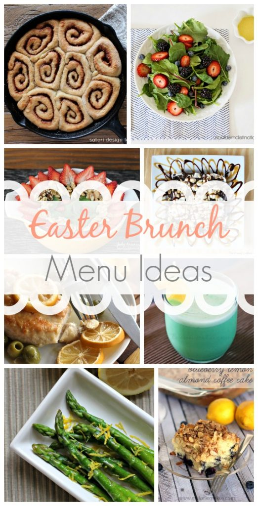 Pic Easter Dinner Menu Ideas This Updated Menu For Easter
