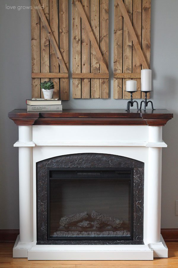 Painted-Faux-Fireplace-Makeover-12