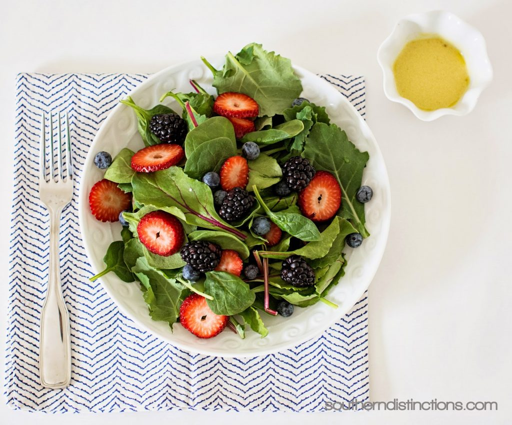 Very Berry Salad - Southern Distinctions 3