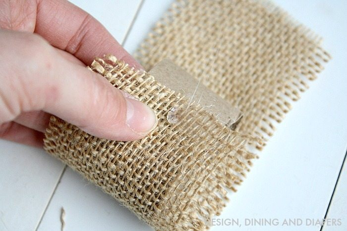 Bunny Napkin Ring Tutorial