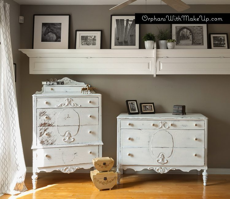 Inspiring Furniture Redos Link Party Features Taryn