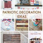 Patriotic Decoration Ideas