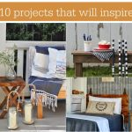 10 Inspiring Projects (Link Party Features)