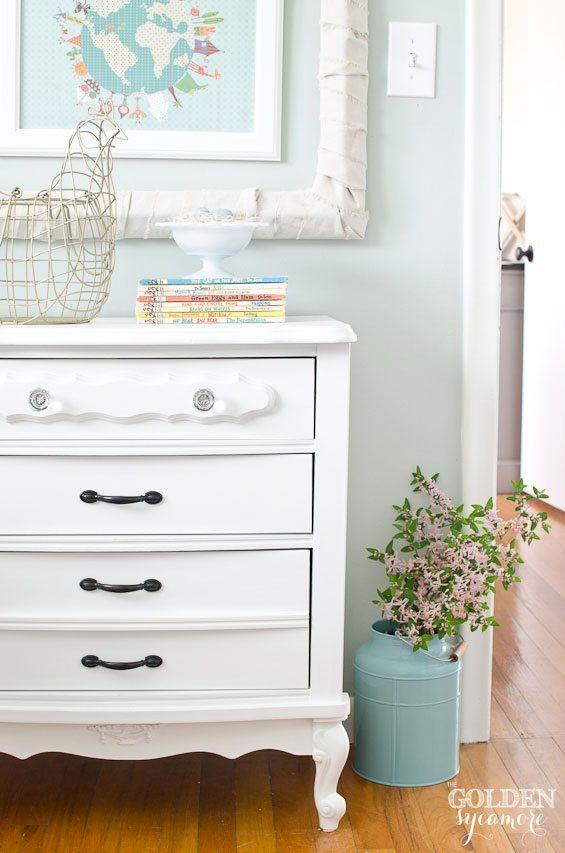 little-girl-room-makeover-white-nightstand