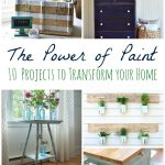 10 Projects To Transform Your Home
