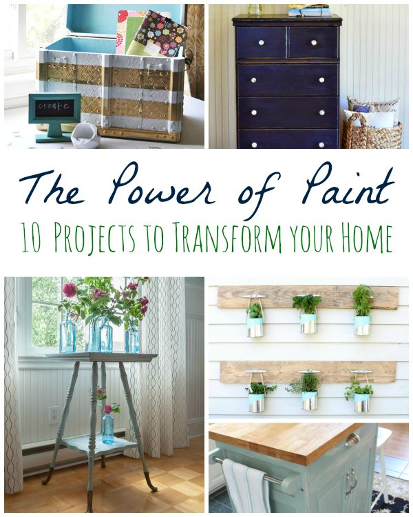 paint-projects-to-transform-your-home