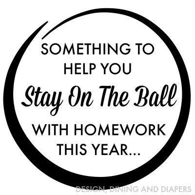 Stay On The Ball With Homework Printable_3