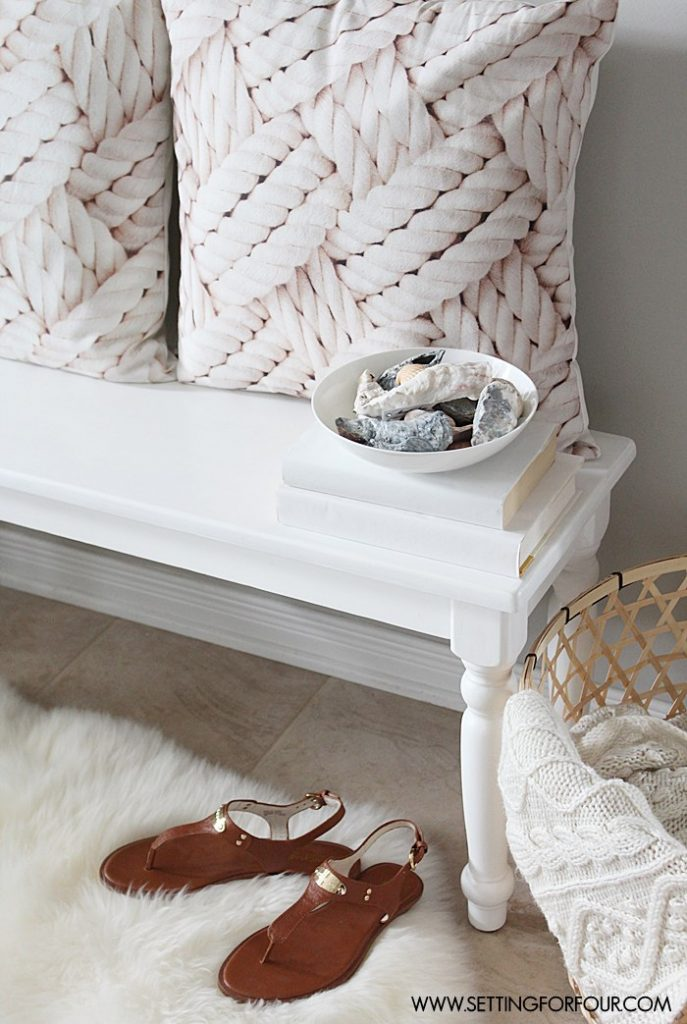 diy-painted-bench-makeover