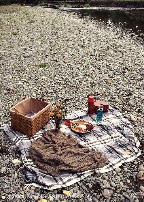 Fall Picnic On The River