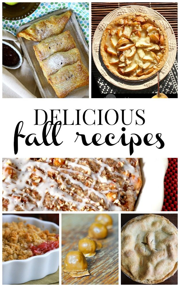 Delicious Fall Recipes To Try
