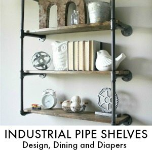 FEATURE- PIPING SHELVES