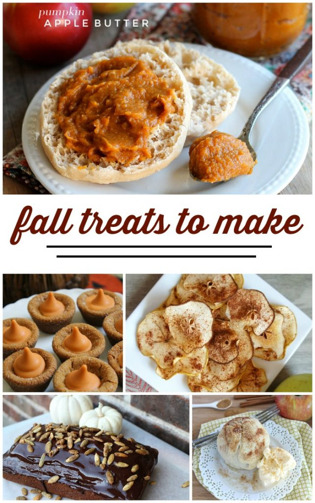 Fall Treats To Make