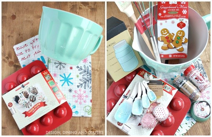 Building the Perfect Gift Basket