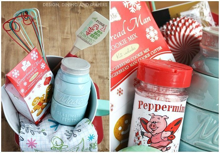 Building the perfect gift basket for the holidays
