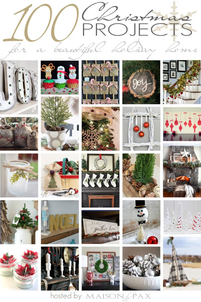 Collage-100-Christmas-Projects-White