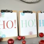 Free Holiday Printable and Cricut Explore Giveaway!