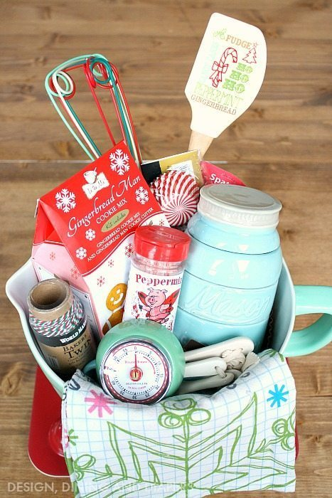 How to Build the Perfect Gift Basket