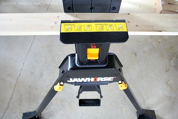 Rockwell Tools Jawhorse - Awesome tool that creates a portable workspace
