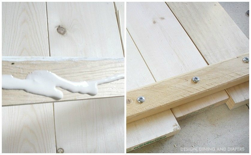 SECURING WOOD PIECES