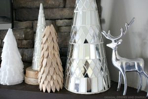 Top 10 Tuesday {13}: DIY Decorative Trees