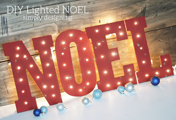 DIY-Lighted-NOEL
