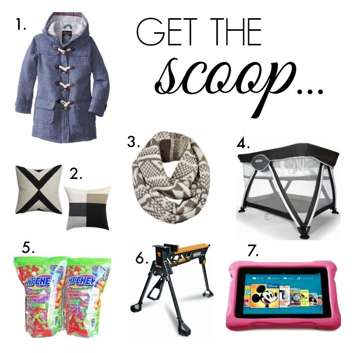 GET THE SCOOP ON ALL THESE FUN PRODUCTS