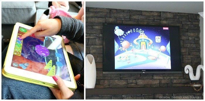 Ap on Apple TV