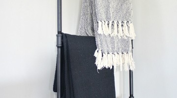 DIY Decorative Ladder