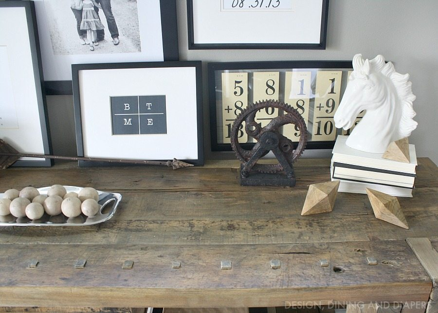 Gorgeous Console Table from Arhaus