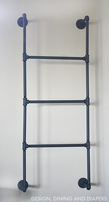 Plain Piping Ladder