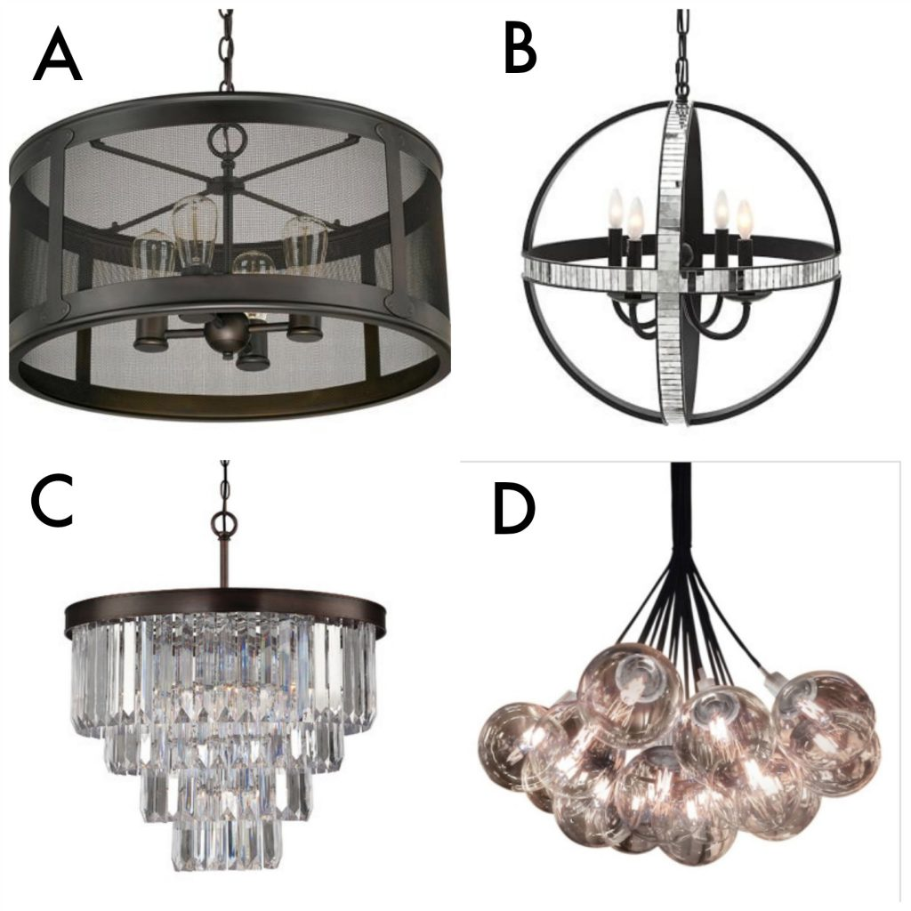 Industrial Farmhouse Lighting Options
