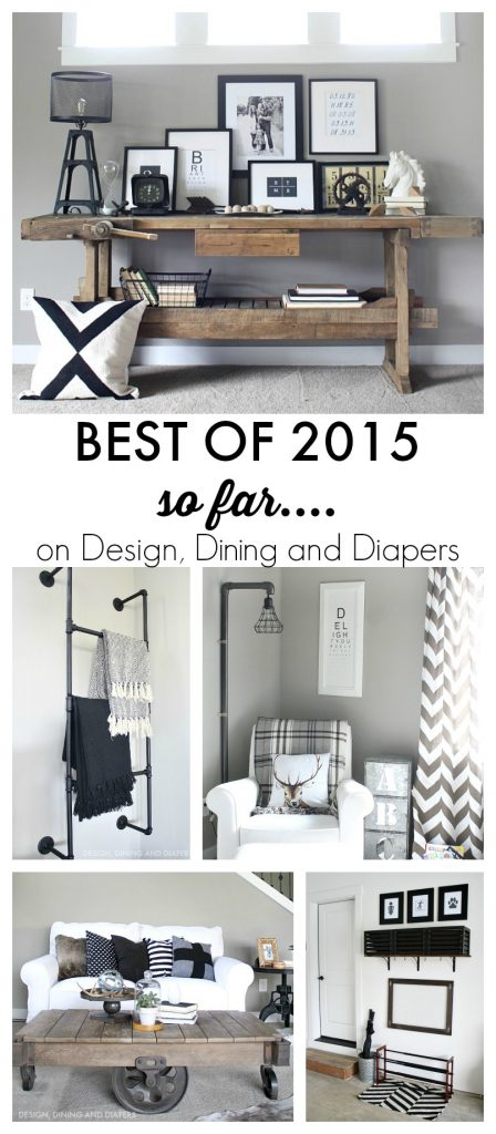 Best of 2015, so far! On Design, Dining and Diapers Blog