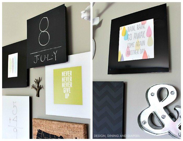 Modern Playroom Printables to download