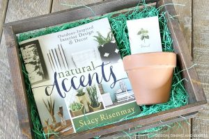 Decorating With Nature + Giveaway