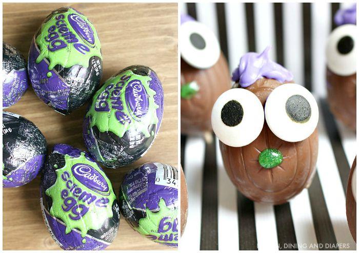 Easy Egg Monsters