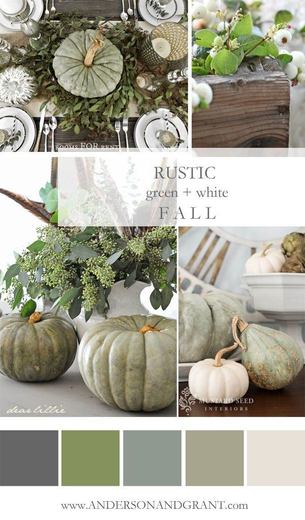 Rustic-green-white-fall-and